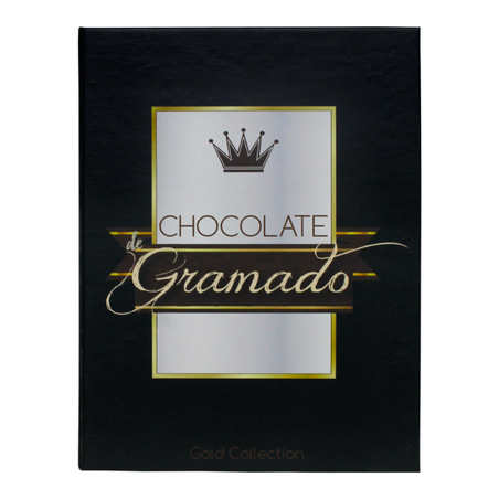 BOOK BOX CHOCOLATE GRAMADO 20X16X5CM