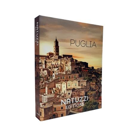 BOOK BOX NATUZZI CIDADE PUGLIA36X27X5CM