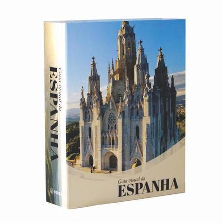 BOOK BOX ESPANHA 26x20x7cm