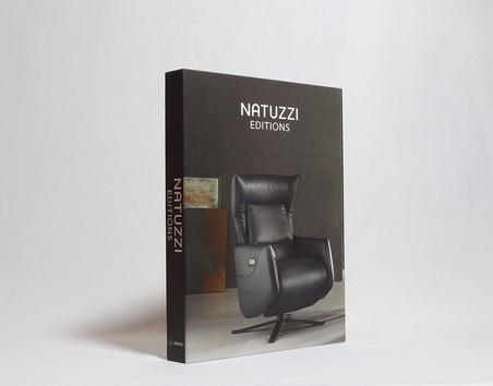 BOOK BOX NATUZZI POLTRONAS 30x24X4cm