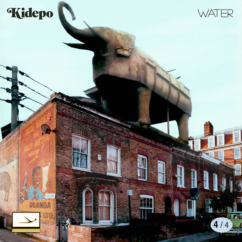 Kidepo Water 1000