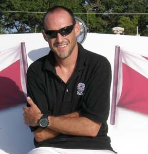William Welbourn, PADI Course Director