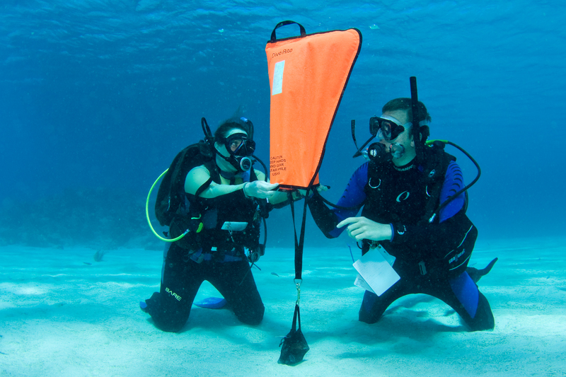 PADI Search and Recovery Specialty