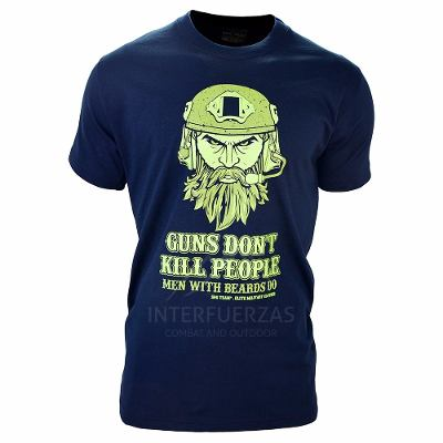 Sog Team Remera Hombre Sog Team® Guns Don´tkill People