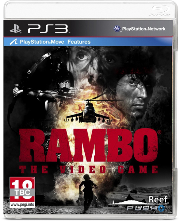 Videojuegos - Avenida Store Rambo The Video Game para PS3
