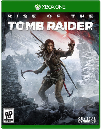 Videojuegos - Microsoft Rise of the Tomb Raider para Xbox One