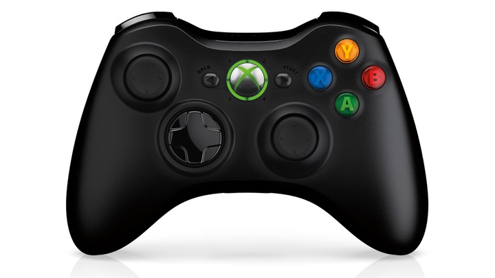 Joysticks - Microsoft Joystick para Xbox 360 Wireless Controller