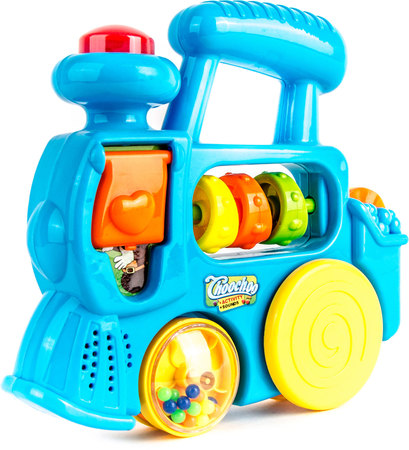 Didacticos papa bebés - Infantoys Trencito Choo Choo Infantoys