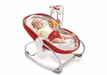 Accesorios para cochecito - Tiny Love Bouncer Hamaca 3 en 1 Tiny Love