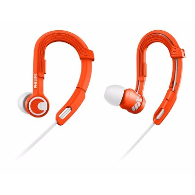 In-Ear - Philips Auriculares Philips SHQ3300OR/00 Actionfit Deportivos