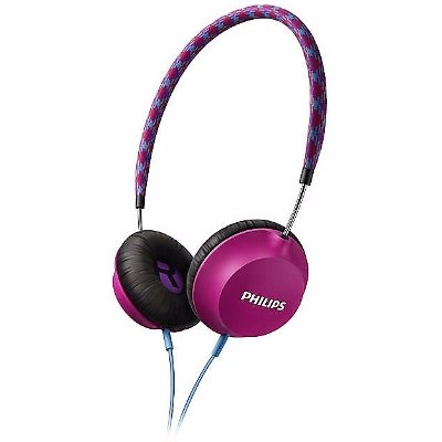 Philips Auriculares Philips Citiscape Strada Shl5100pk/00 32mw