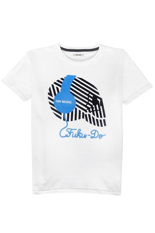 Remeras y Musculosas - Fuku-Do Remera On Music Fuku-do