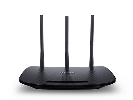 Routers - TP-Link Tp-Link Router Wireless  WR940N 450M 3ANT Fjas