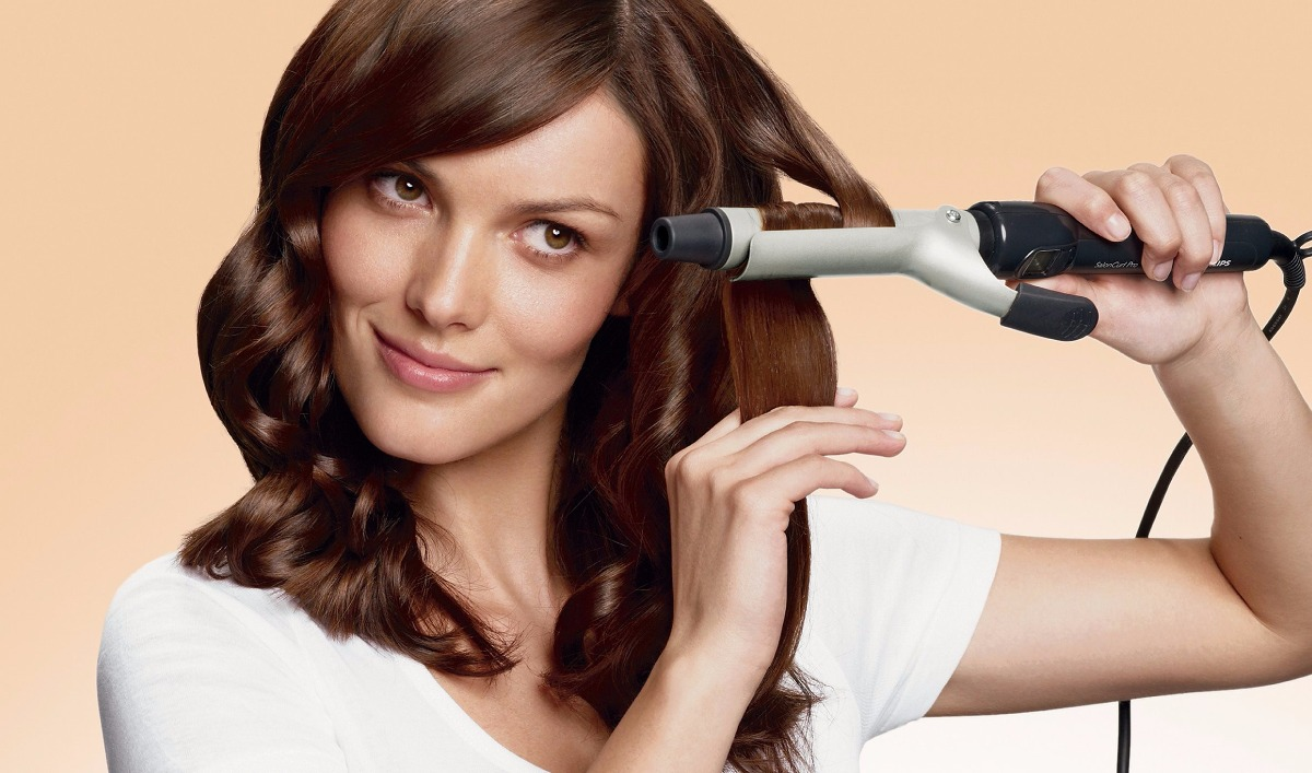 Modeladores - Philips Rizador Curlcontrol Hp8605/00 25 Mm