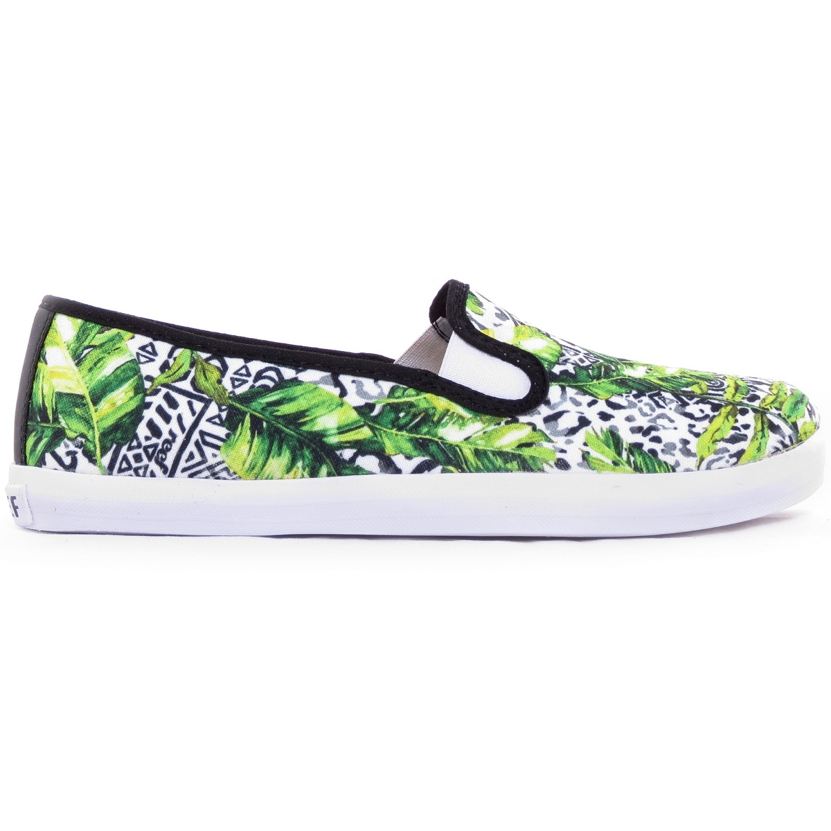 Zapatillas - Reef Zapatillas Panchas Reef Marcy Slip On Lona