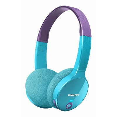 On-Ear - Philips Auriculares Philips Para Niños Shk4000pp/00 Bluetooth