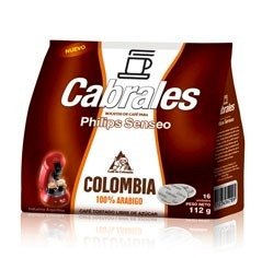 Philips Cafe Cabrales Philips HD1282 Sabor Colombia