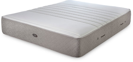 Sealy Colchón de 100x190 Sealy con Resortes Premium Collection Greyland  (1 plaza)