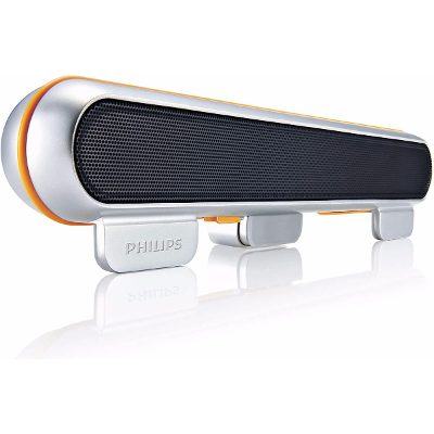 Parlantes - Philips Soundbar Philips Para Notebooks Spa5210/10