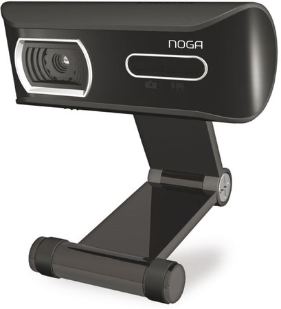 Webcam - Noganet Webcam Noganet HD con Micrófono NGW-227