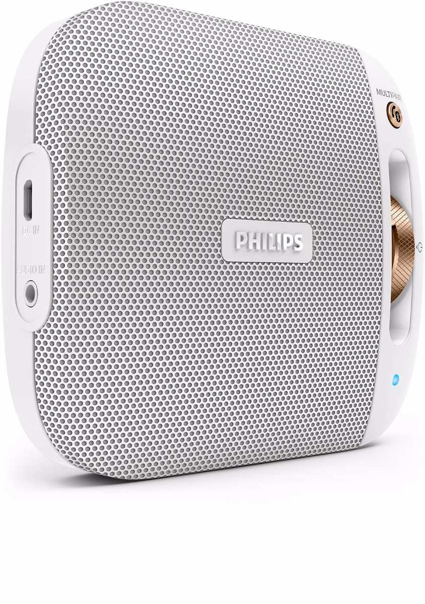 Parlantes - Philips Parlante Inalámbrico Bluetooth Philips Bt2600w/00