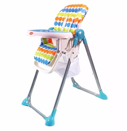 Sillas de comer - Bebitos Silla de comer Bebitos Confort Lake Blue