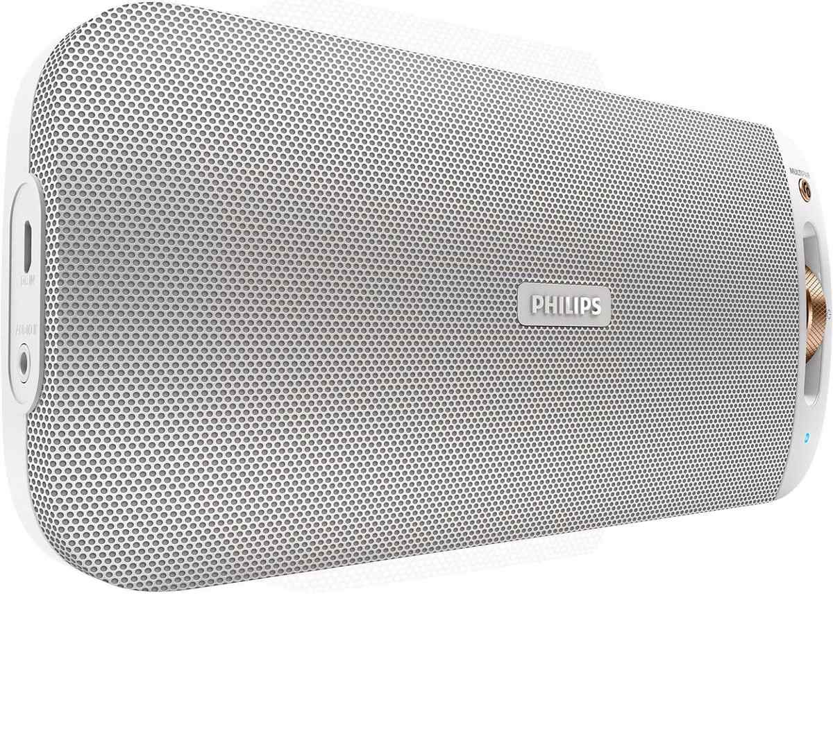 Parlantes - Philips Parlante Inalambrico Philips BT3600W/00 Bluetooth