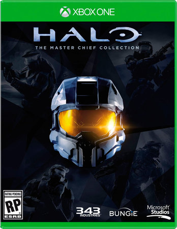 Videojuegos - Microsoft Halo MC Collection para XBox One