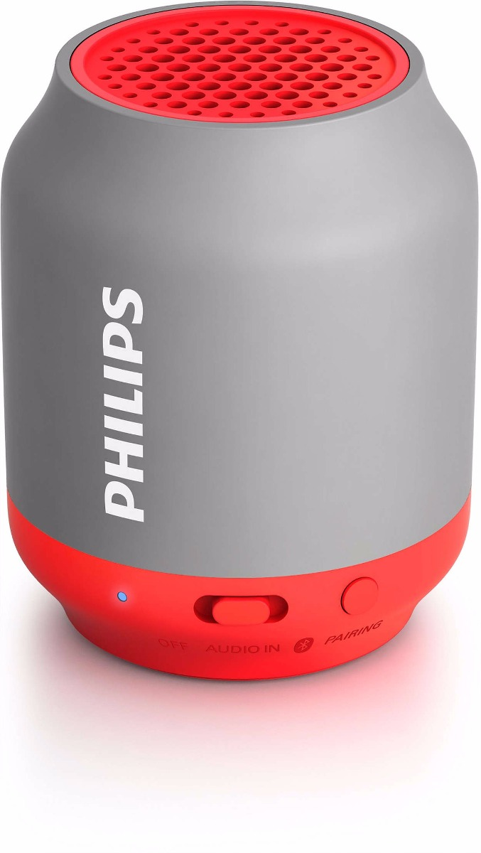Parlantes - Philips Parlante Inalambrico Philips BT50G/00 Bluetooth
