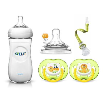 Otros - 3M Combo Philips Avent 18m+ Natural 7798161618242