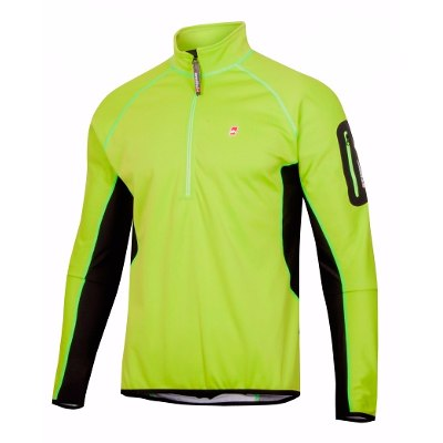 Windstopper Buzo Ciclon Ansilta Ii Windstopper ® Soft Shell Ciclismo