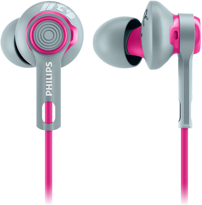 Auriculares - Philips Auricular Philips Action Fit SHQ2300PK/00