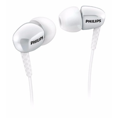 In-Ear - Philips Auriculares Philips Intrauditivos She3900wt/00