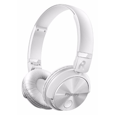 On-Ear - Philips Auriculares Philips Shb3060wt/00 Banda Sujetadora