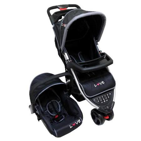 Cochecitos - Love Coche Travel System Love 1232