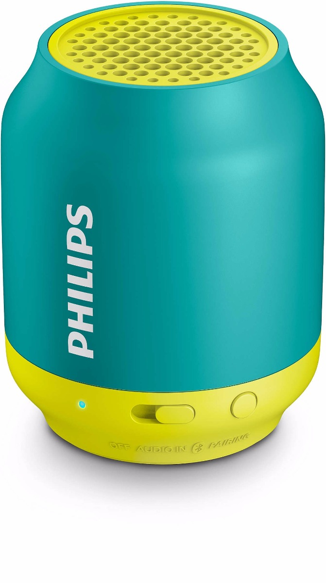 Parlantes - Philips Parlante Inalambrico Philips BT50A/00 Bluetooth