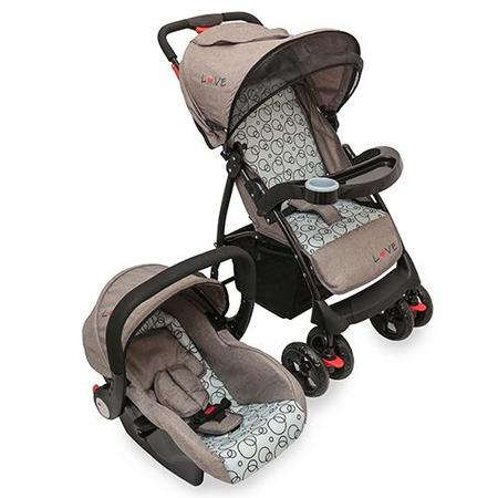 Cochecitos - Love Coche Travel System Love 279