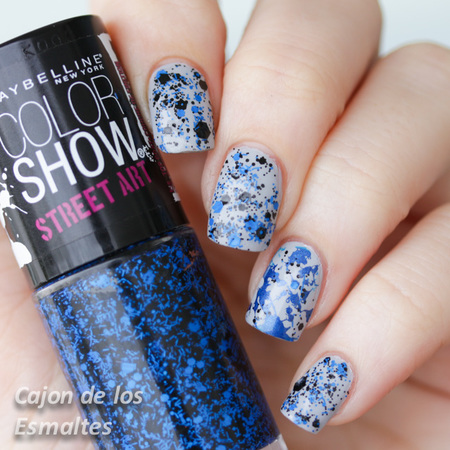 Maybelline Esmalte Maybelline Color Show Street Artist