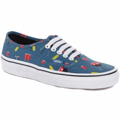 Zapatillas - Muni Depot Zapatillas  Vans Authentic Estampadas Niñas
