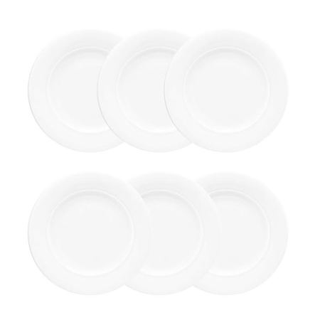 Platos - Ancers Set de 6 platos playos Ancers