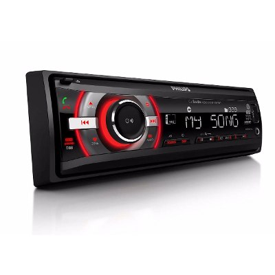 Stereos - Philips Sistema De Audio Para El Auto Philips CE135BT/55 Usb