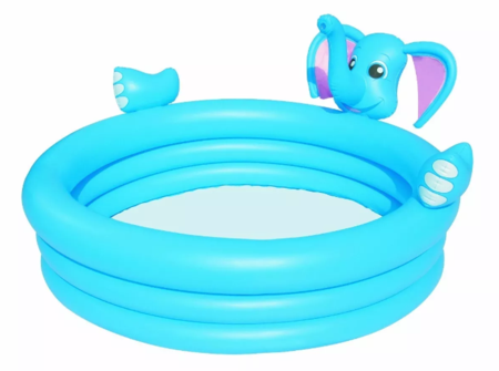 Best Way Pileta Bestway Inflable Elefante Tres Aros