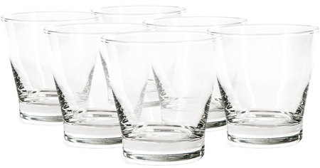 Vasos - Volf Set de 6 Vasos para Whisky Volf 345 ml