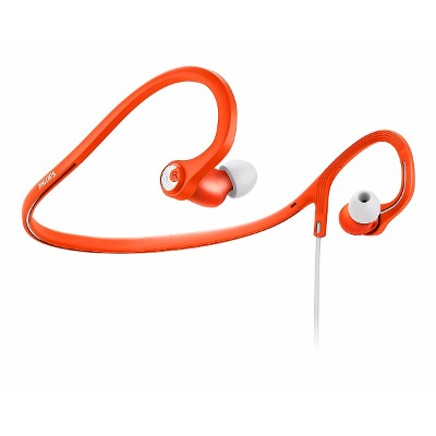 In-Ear - Philips Auriculares Philips SHQ4300OR/00 Actionfit Deportivos