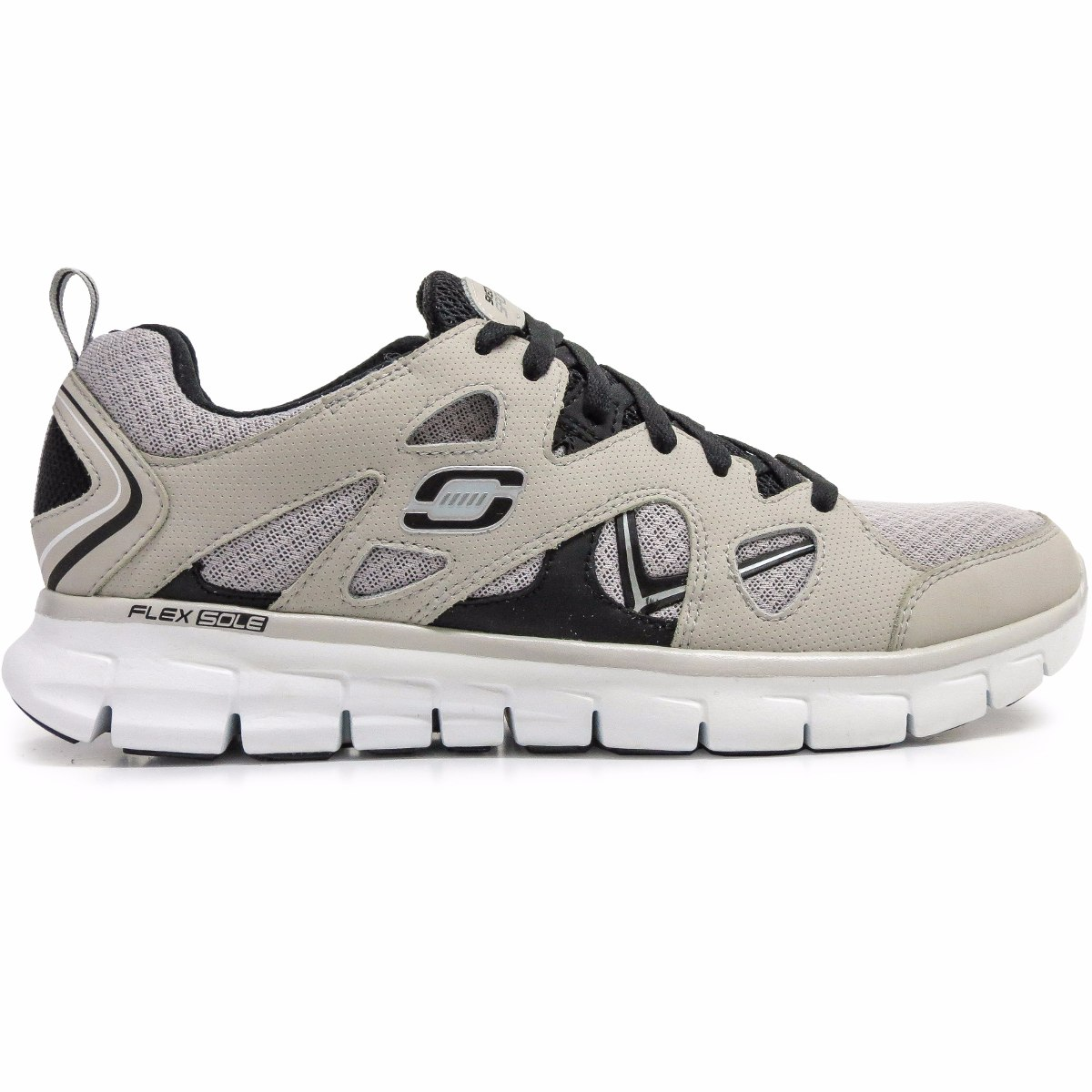 Muni Depot Zapatillas Skechers Synergy Gridiron Flex Sole Running Hombr