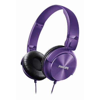 On-Ear - Philips Auriculares Philips Shl3060pp/00 Banda Sujetadora