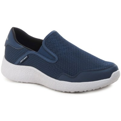 Muni Depot Zapatillas Skechers Burst Just In Time Hombre Caminata Foam