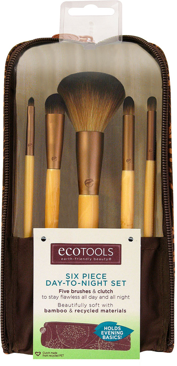 Brochas y pinceles - Eco Tools Set Day to Night Eco Tools