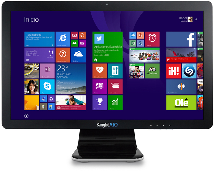 Bangho All In One Bangho E19-I2 19,5 - Procesador Intel Pentium - 500gb - 4gb RAM