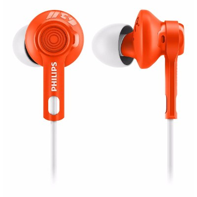 In-Ear - Philips Auriculares Philips SHQ2300OR/00 Actionfit Deportivos